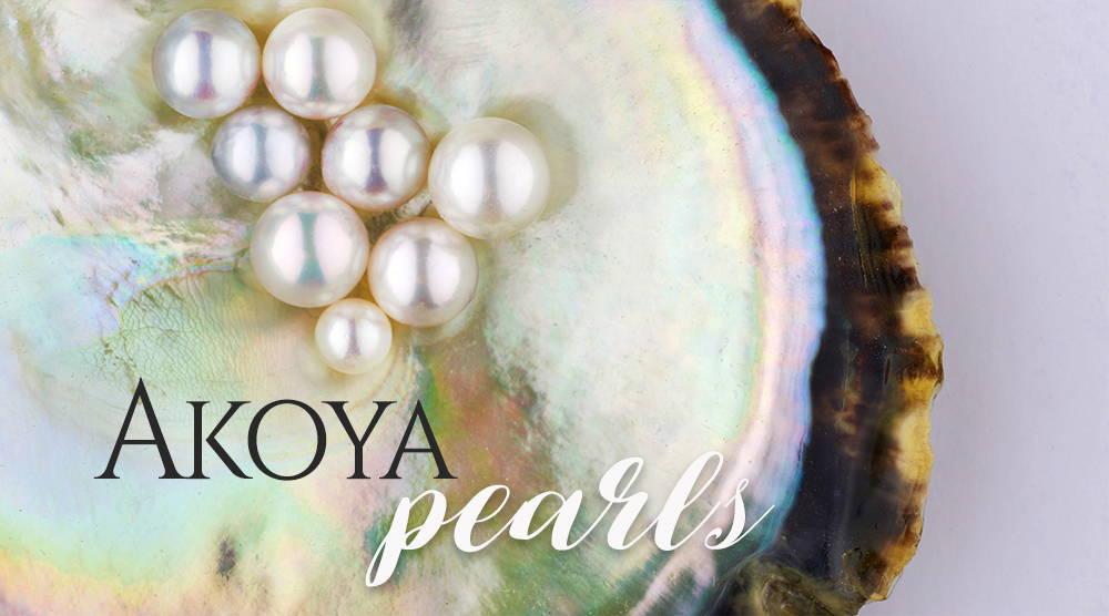 Akoya Pearls Glamour
