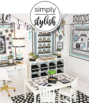 Simply Stylish Classroom Collection