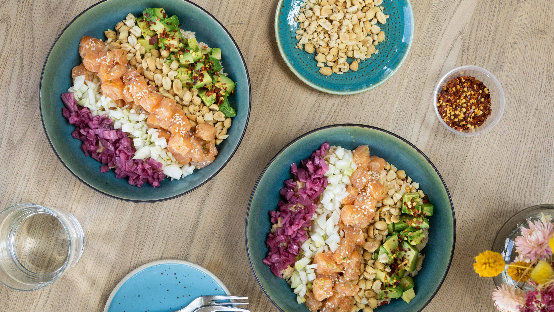 Inspiration til anretning af måltidskasse fra Bistro panpan