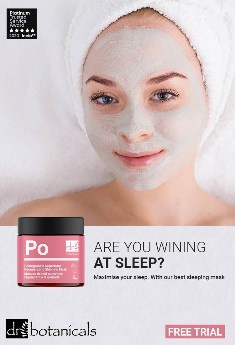 Pomegranate Sleeping Mask