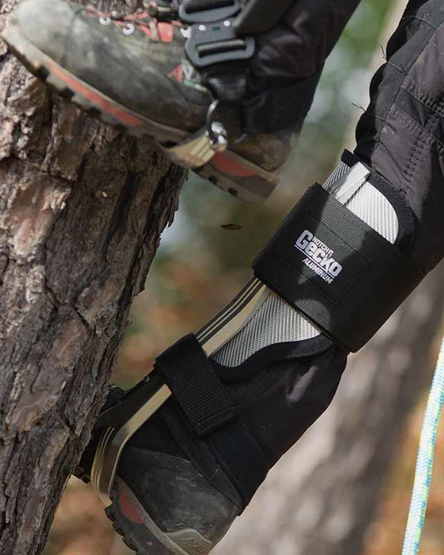 image of Notch Gecko Aluminum 2.0 Climbers