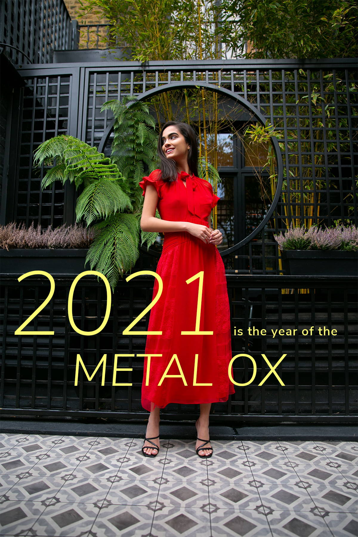 2021 is the year of the Metal Ox