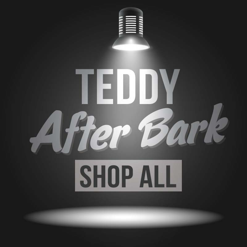 Shop all teddy the dog teddy after bark collection