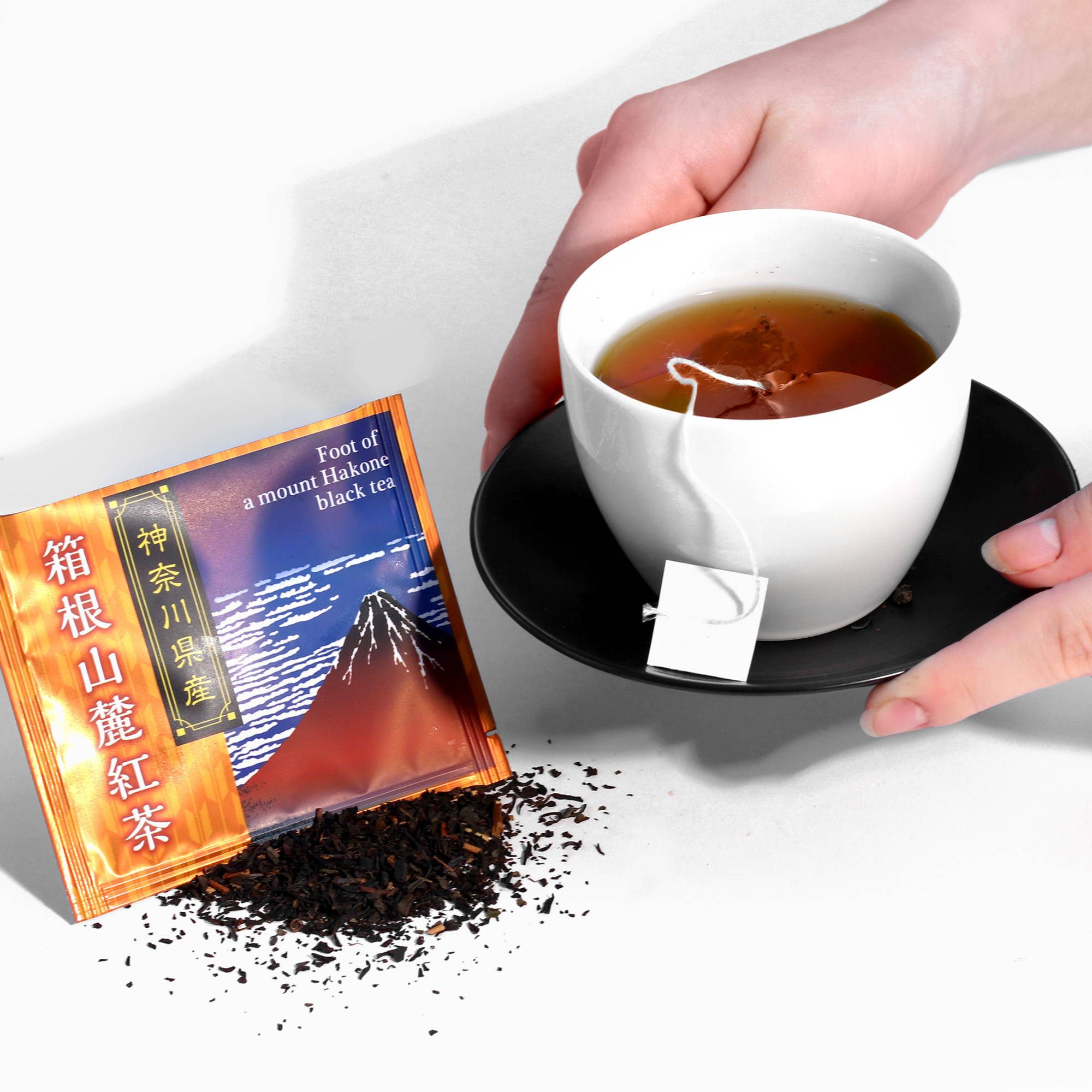 Hakone Sanroku Black Tea Akafuji