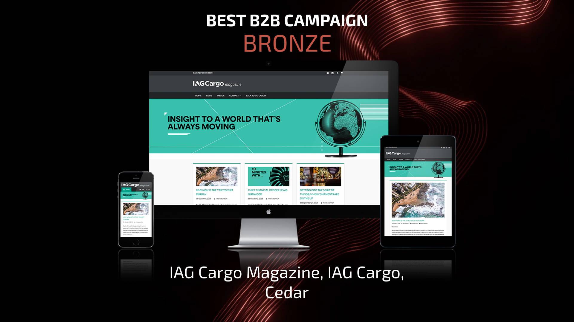 Best B2B - Bronze