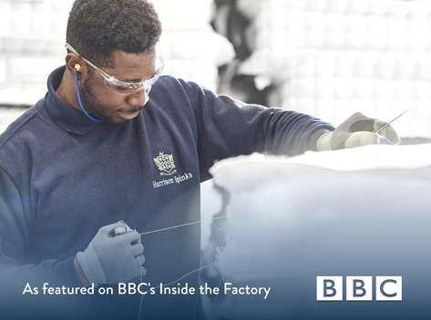 BBC Inside The Factory - Harrison Spinks