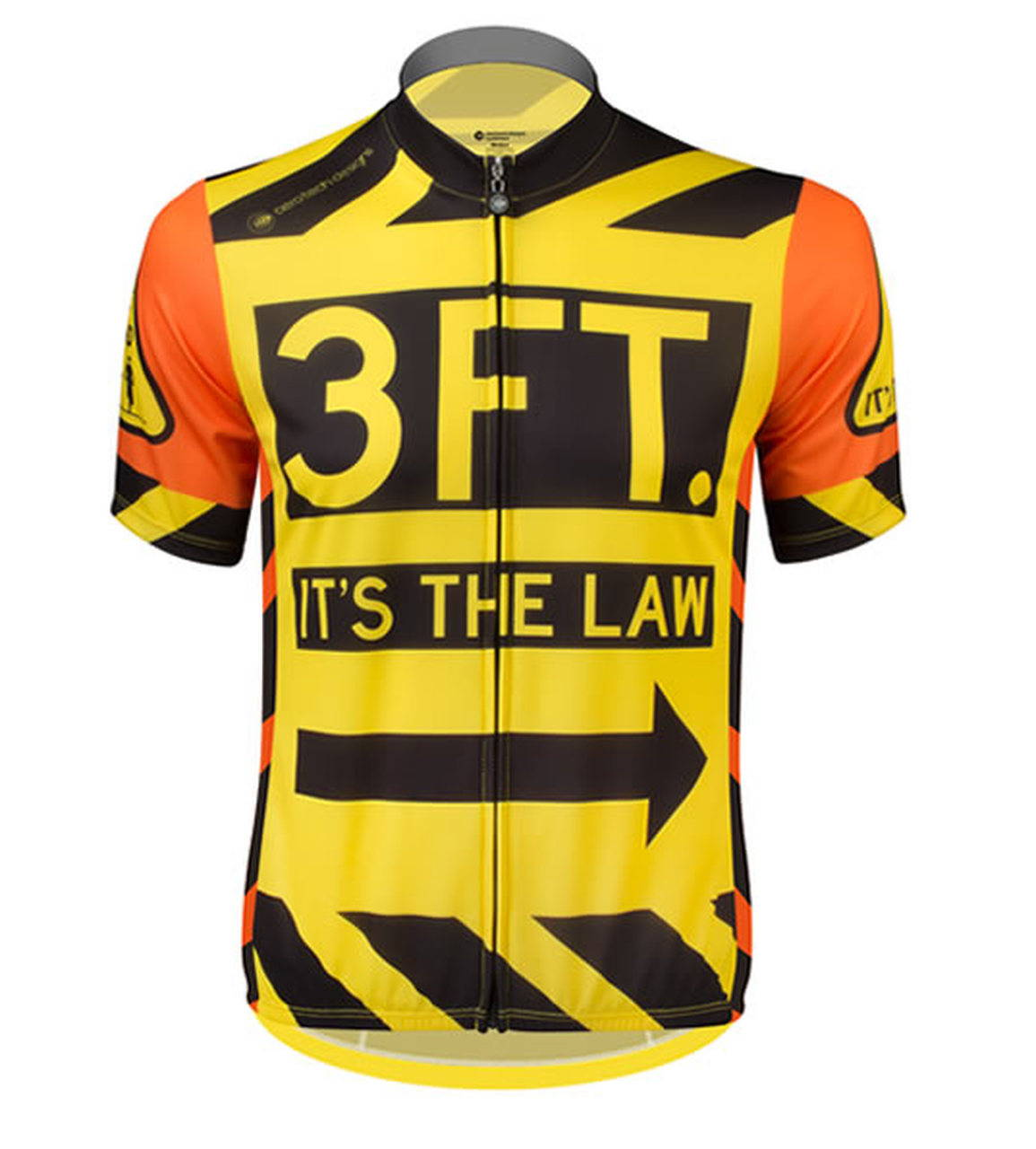 3 feet Cycling Jersey