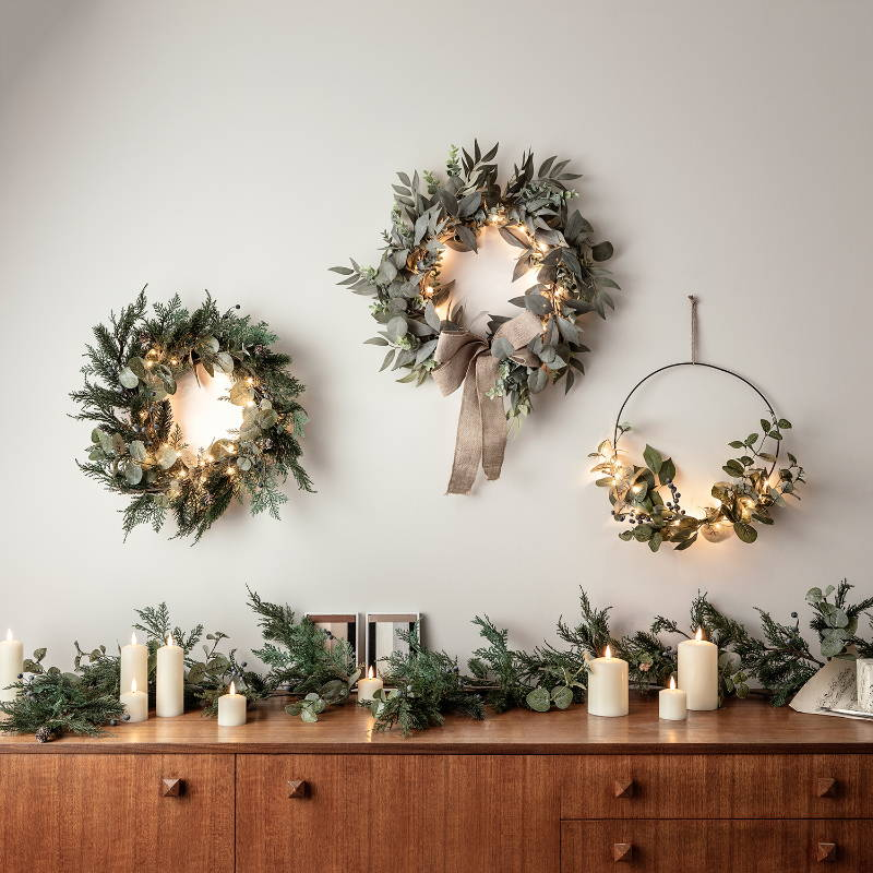 Adventsdeko: Ideen für dein Wohnzimmer   Lights4fun.de