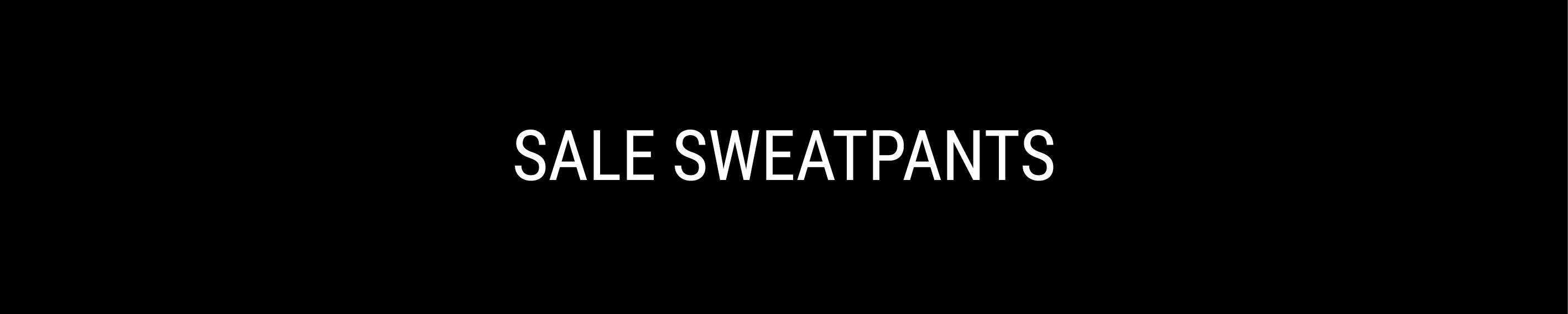 Activewear Sale Sweatpants with Discounts