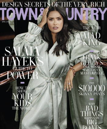 town and country cover
