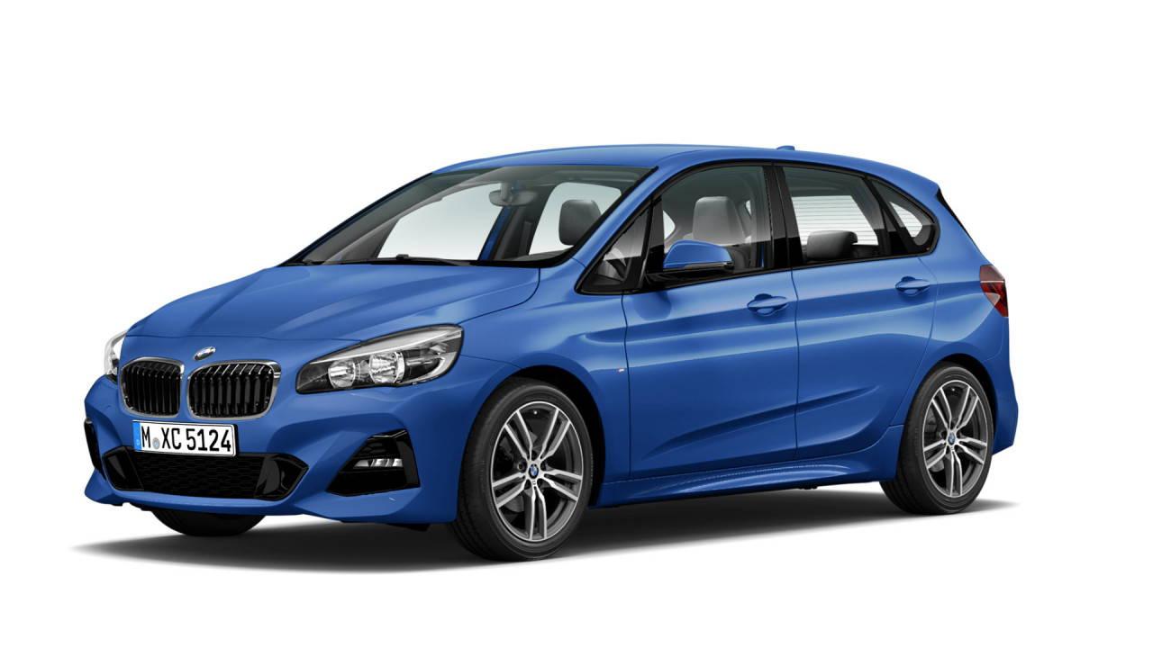 BMW 225xe plug-in-hybrid