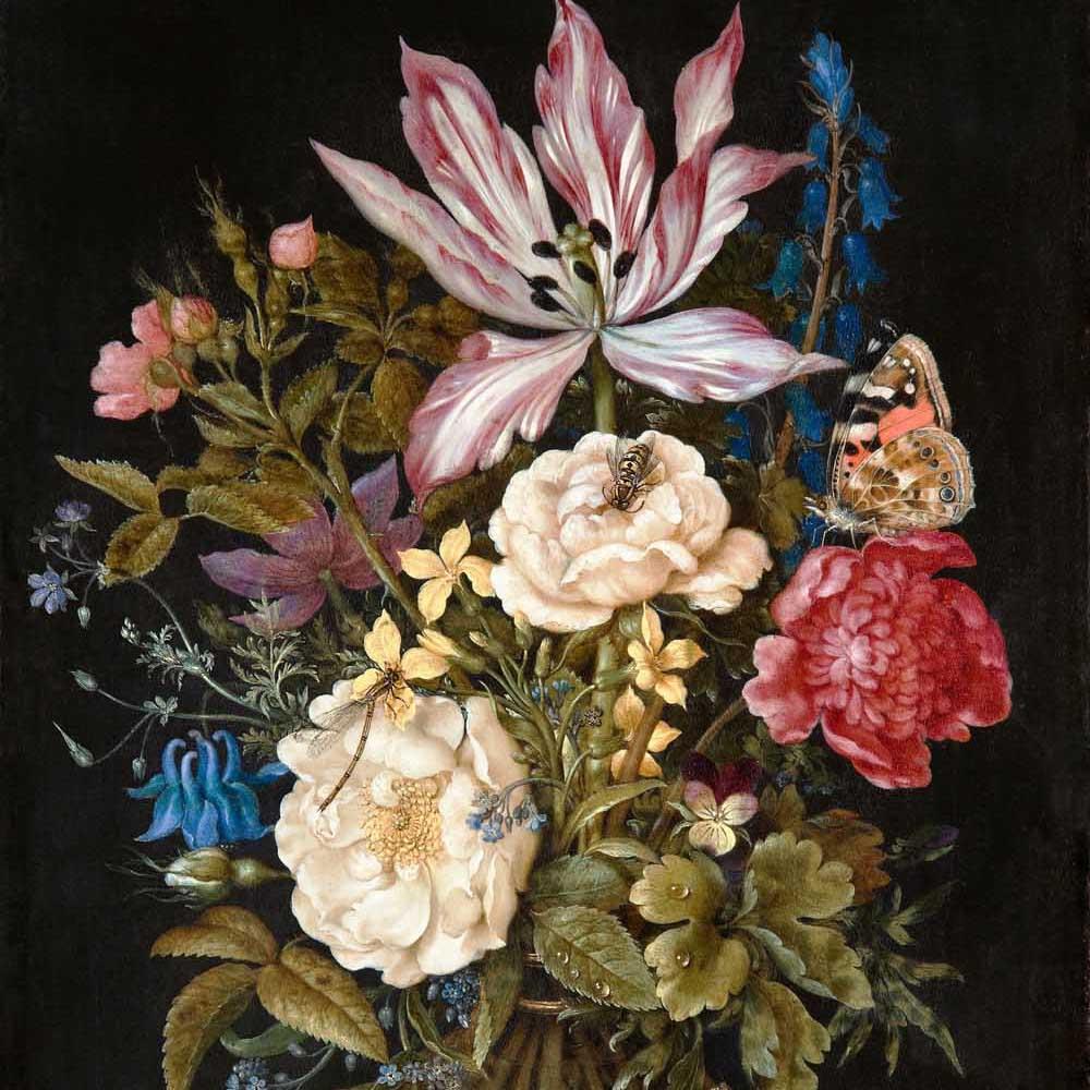 Artwork by Ambrosius Bosschaert the Elder
