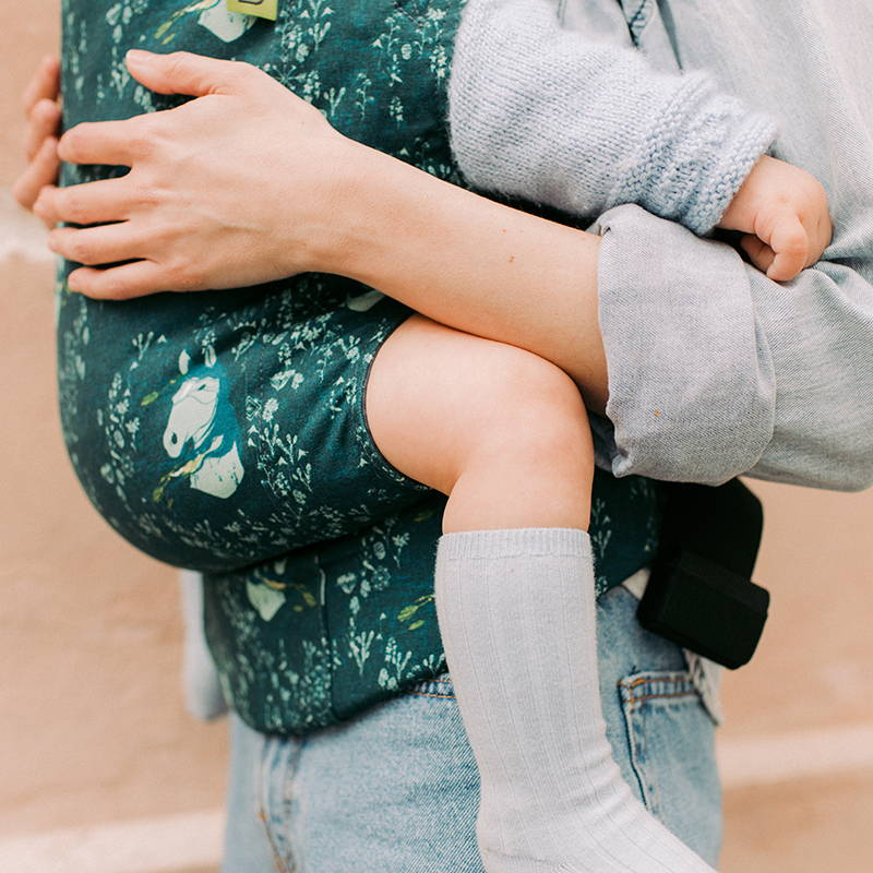 Boba 4GS Infant Baby Carrier Meadow