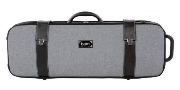Bam Grey Flannel Viola Case