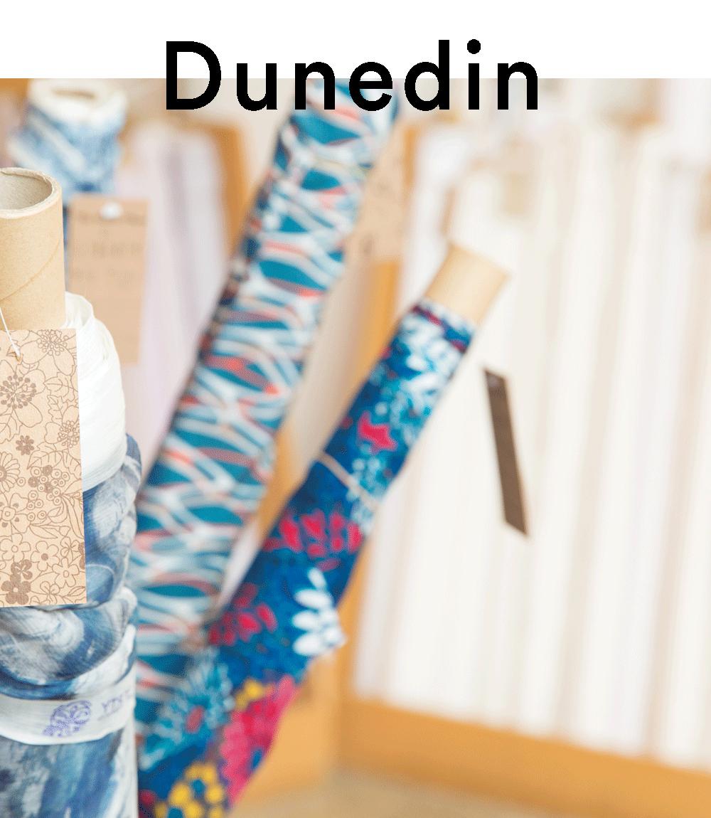 The Fabric Store Dunedin