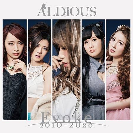 Aldious Evoke 2010-2020 album
