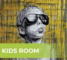 Kids, Children Room Paintings