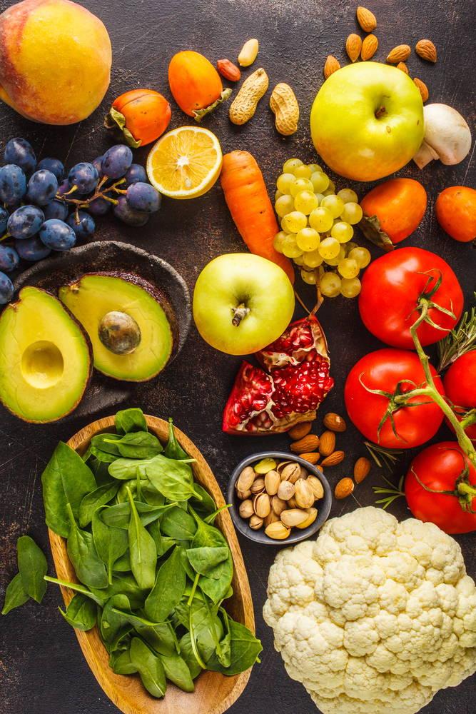 healthy-vegan-keto-food
