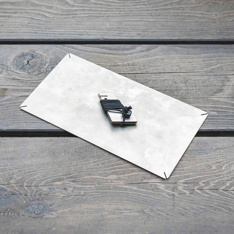 EVERNEW(エバニュー)/チタニウムソリッドテーブル