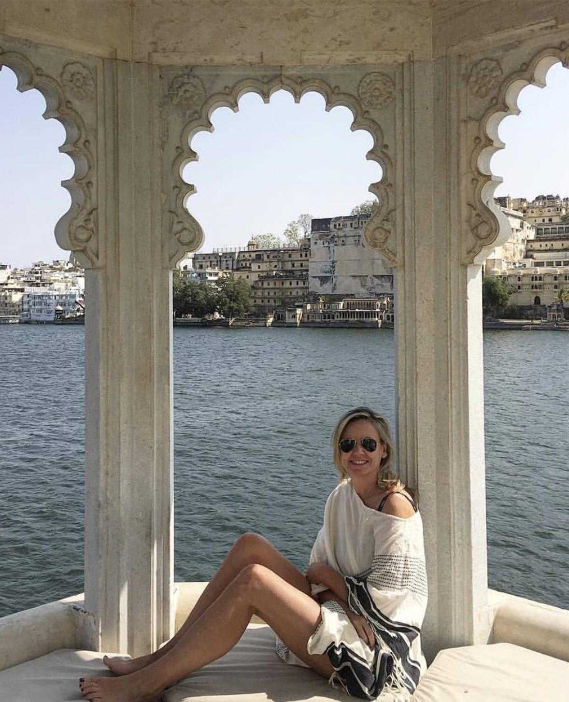 Sophie Holt Oroton Inspiration  Rajasthan Travel