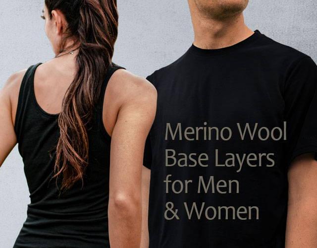 Base Layers | Merino Wool Base Layer Clothing | Woolx Tagged