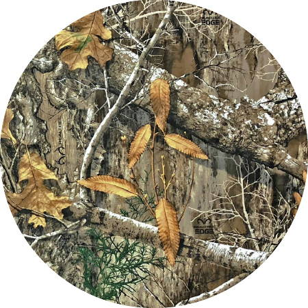 Realtree camo fabric swatch
