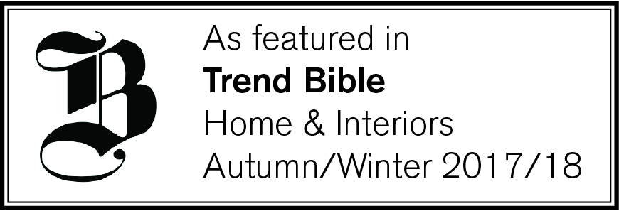 Trend Bible Home & Interiors Logo & link to website