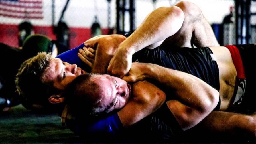 MMA Class BJJ Jiu Jitsu Kickboxing