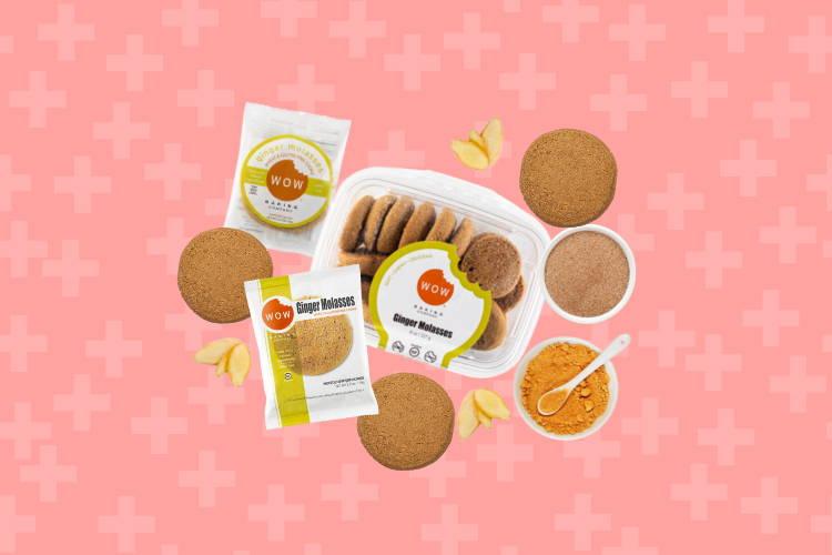 Gluten-Free Ginger Molasses