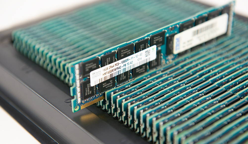 Ram Sticks Tray