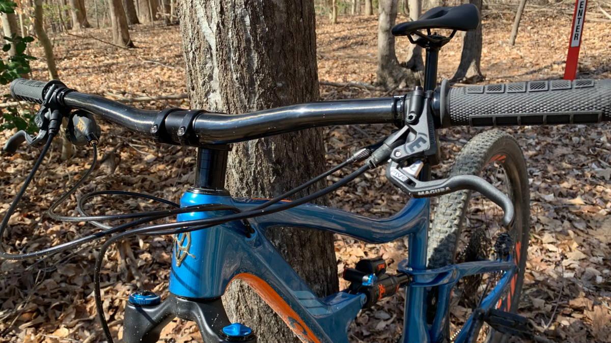 da bar da stem carbob ibis ripmo we are one da package aluminum handle bar mtb mountain bike the lost co