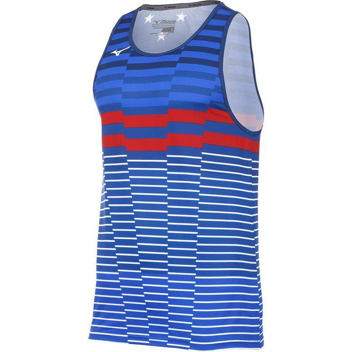 Mizuno Patriot Pack Singlet Men's