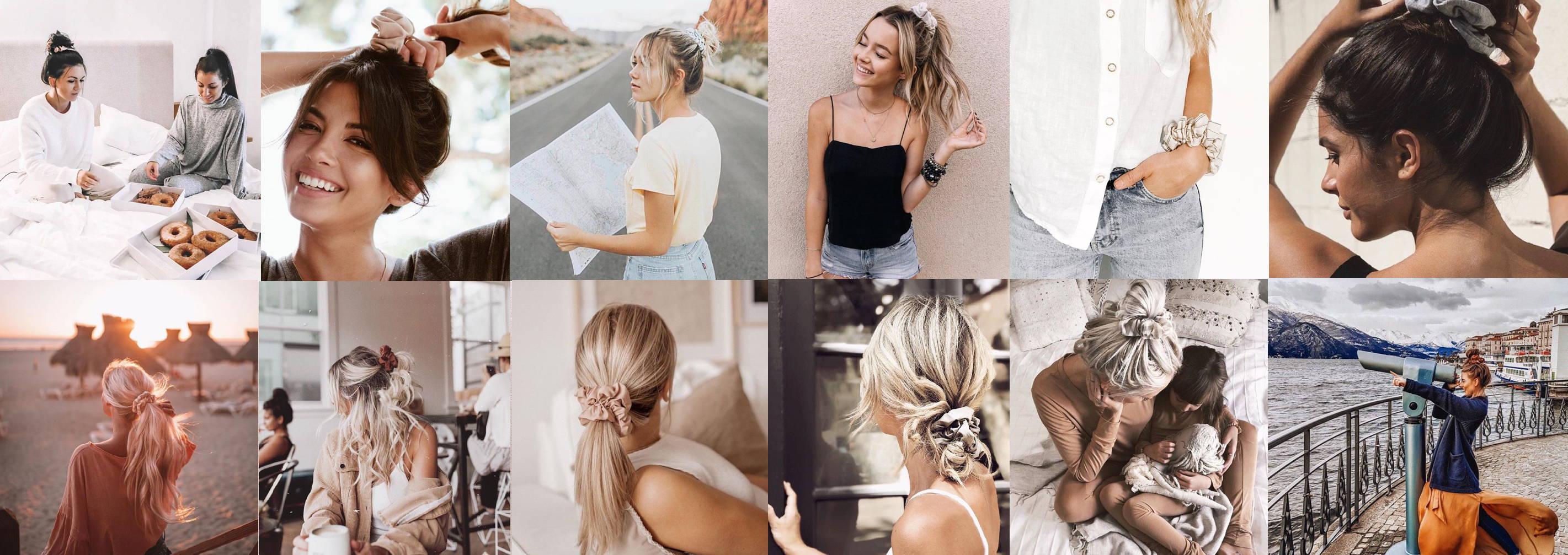 Chelsea King Scrunchies | hair scrunchies canada | | cute scrunchies