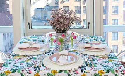 A Garden Inspired Easter