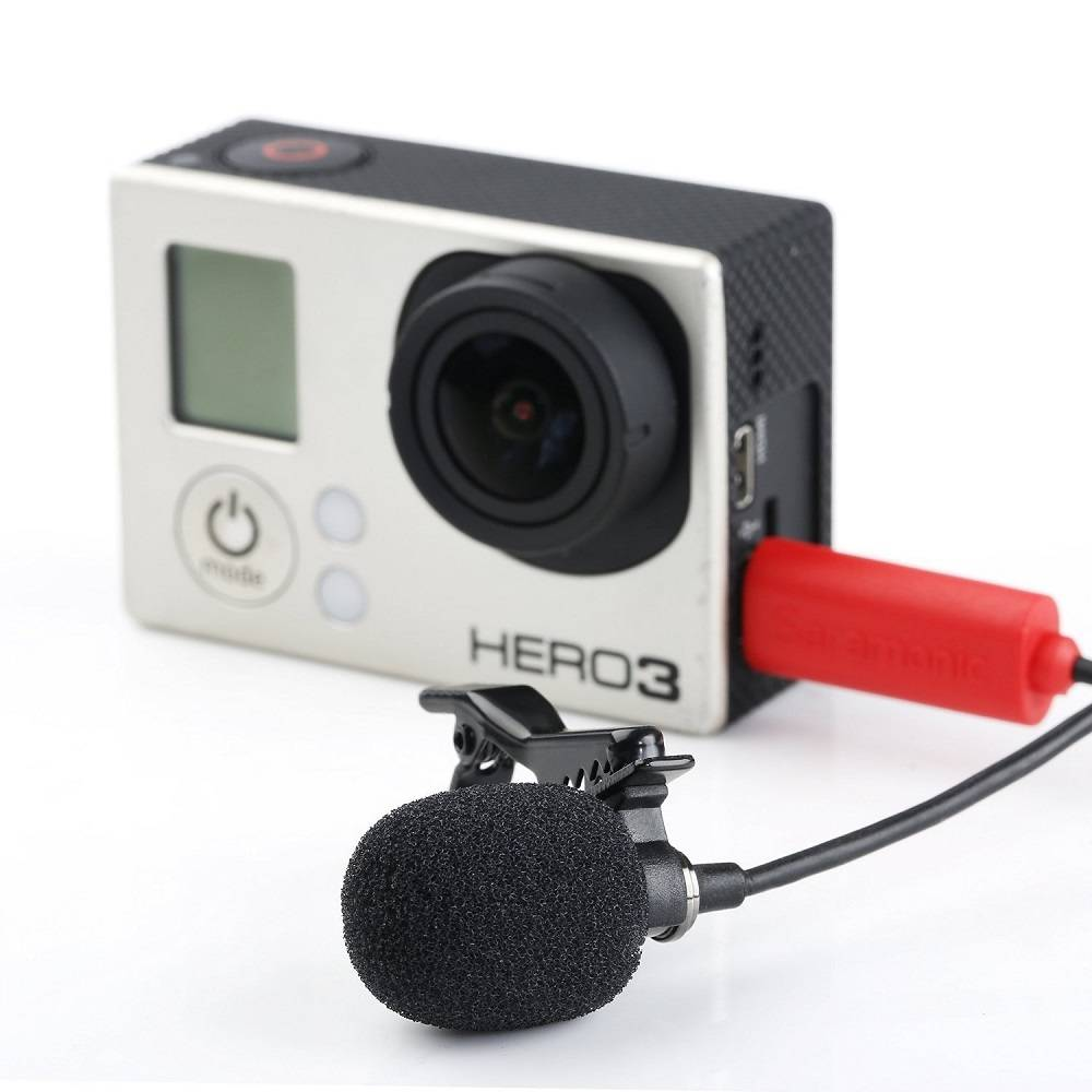 Movo GoPro Microphones