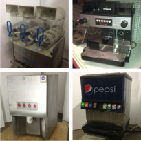 Used Commercial Beverage Equipment