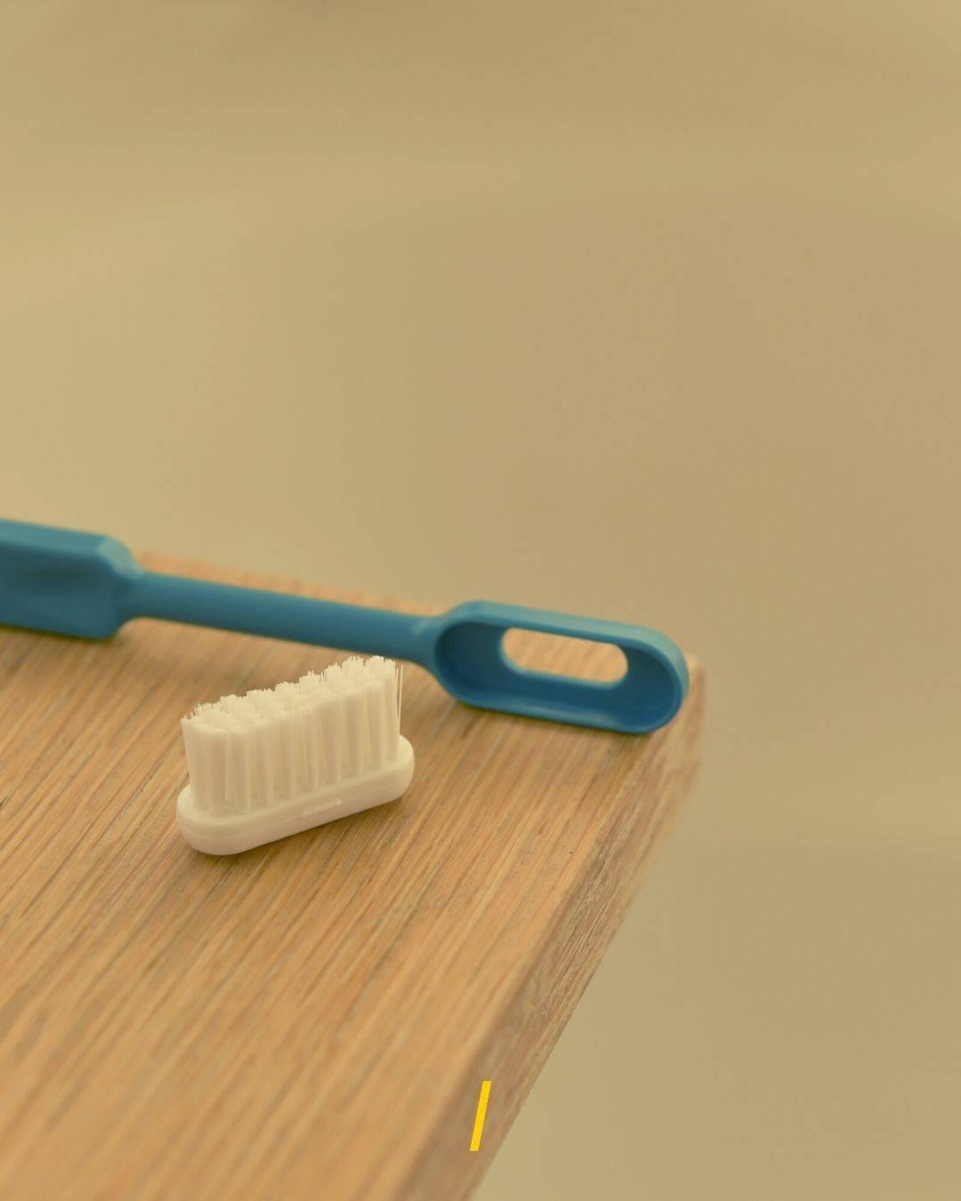 Brosse a dents ecologique rechargeable - Caliquo