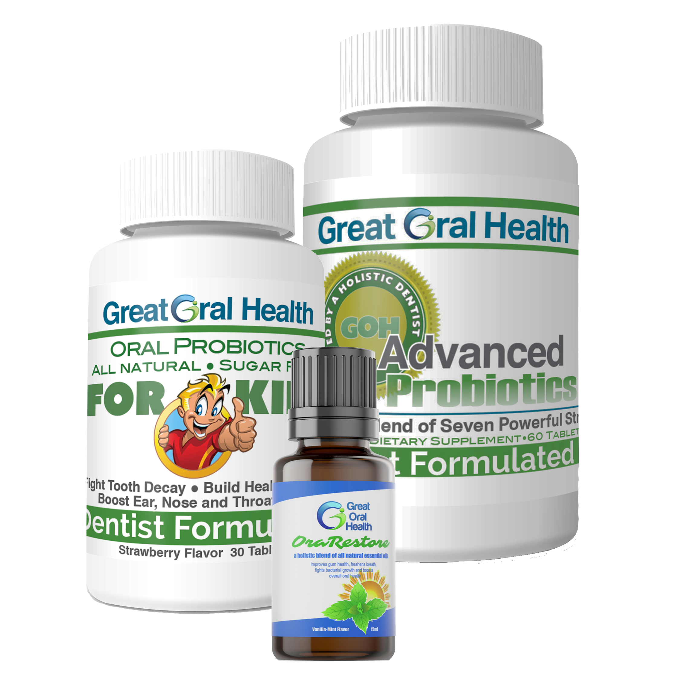 Great Oral Health Care Products