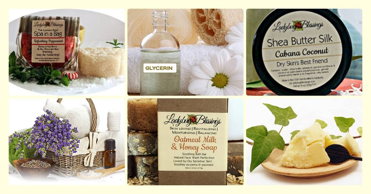 Natural Bath Products, Natural Bath and Body, Natural Handcrafted Bath Products