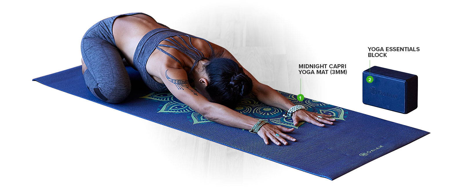 d909e9e5ac Shop Gaiam for yoga, fitness, meditation, active sitting, and wellness