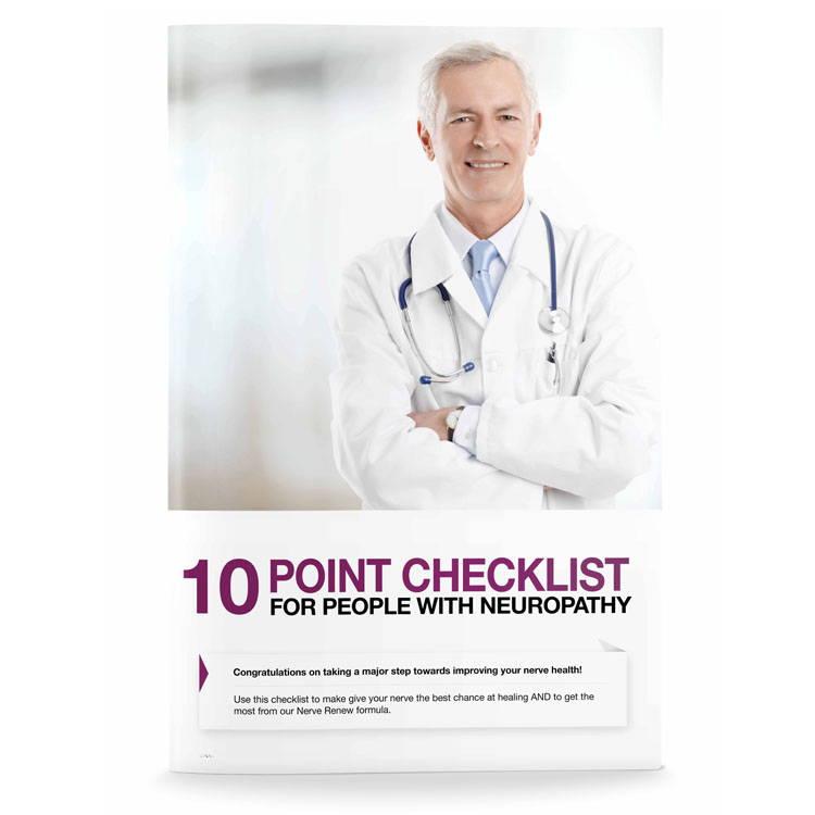 10 Point Neuropathy Checklist
