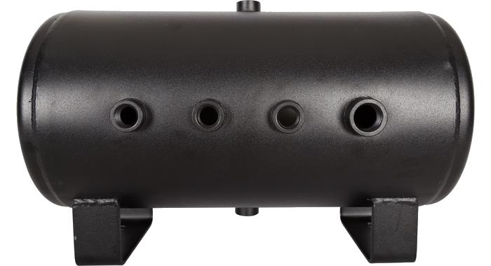 HornBlasters 5 Gallon 8 Port Air Tank