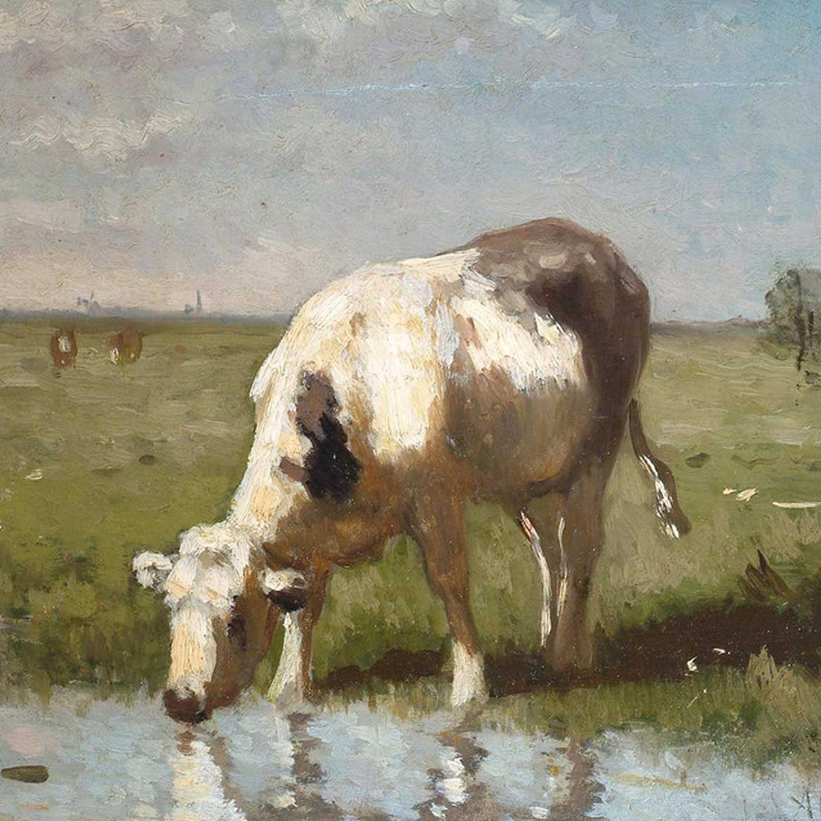 Anton Mauve Art