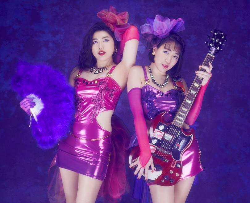 Bed In Japanese band sexy idols ベッド・イン