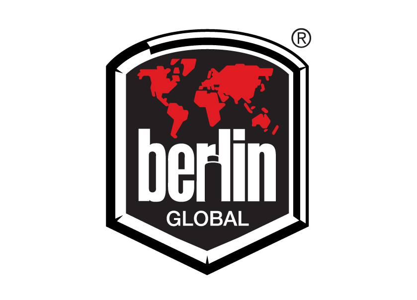 A logo of Berlin Global