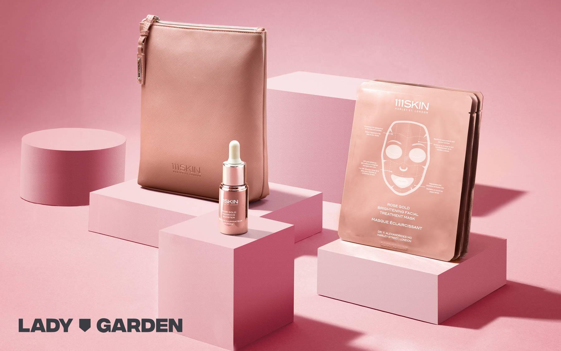 111SKIN X Lady Garden Foundation