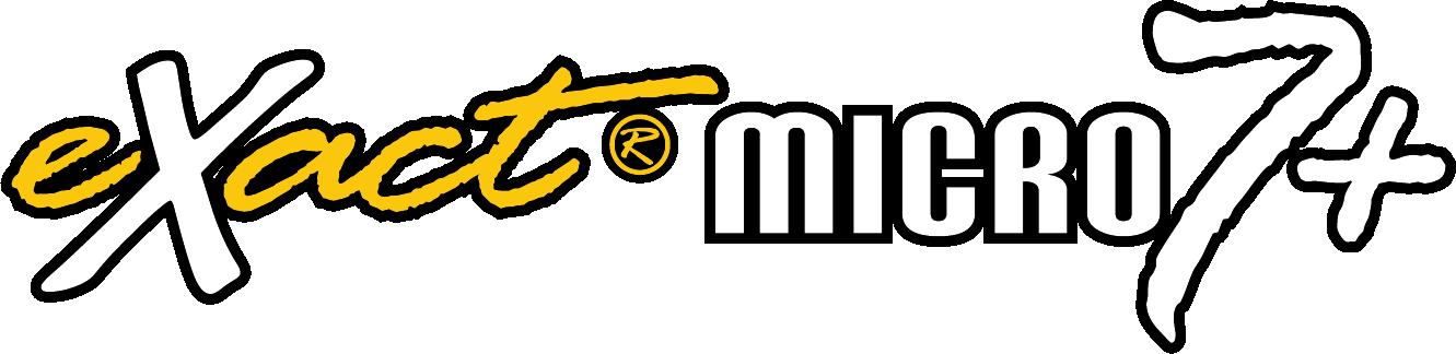 eXact Micro 7+ logo