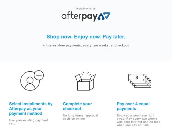 afterpay | Unique dog apparel that fits like it should