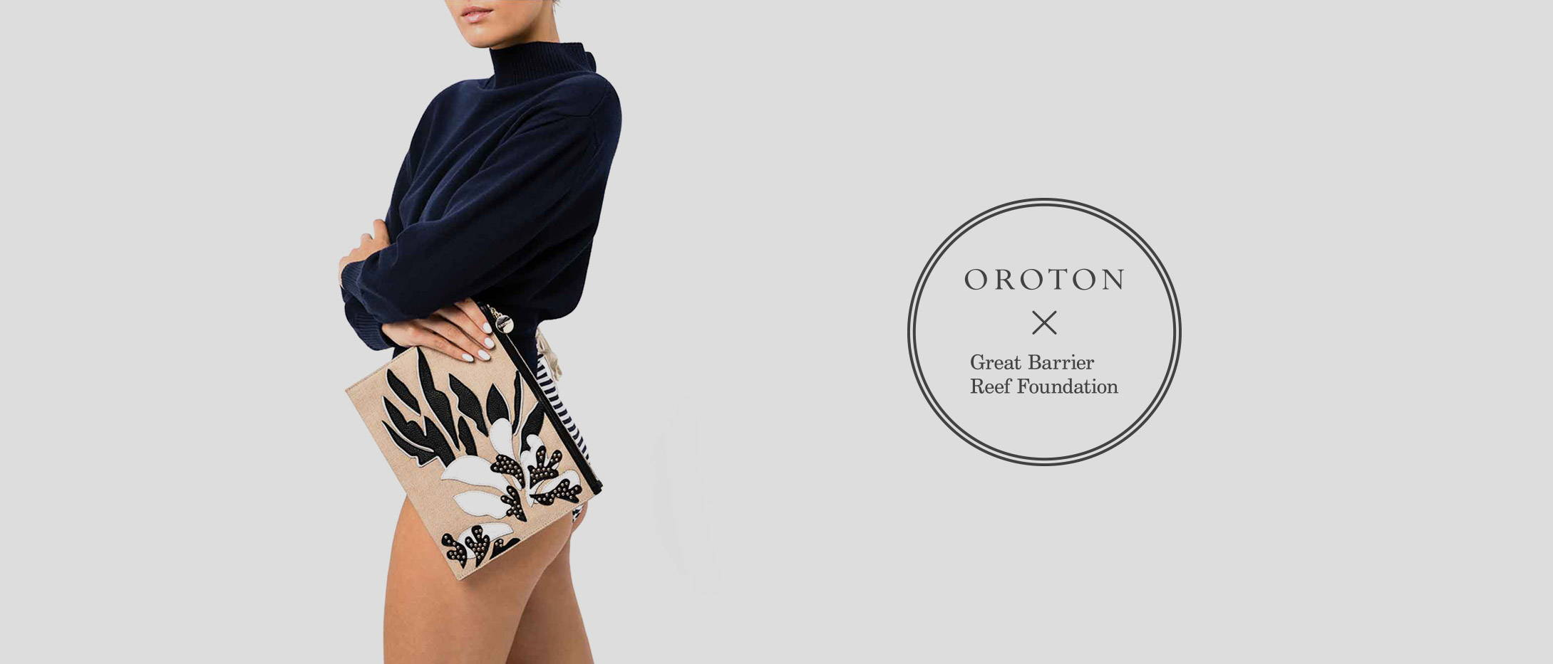 great barrier reef ss17 oroton partnership