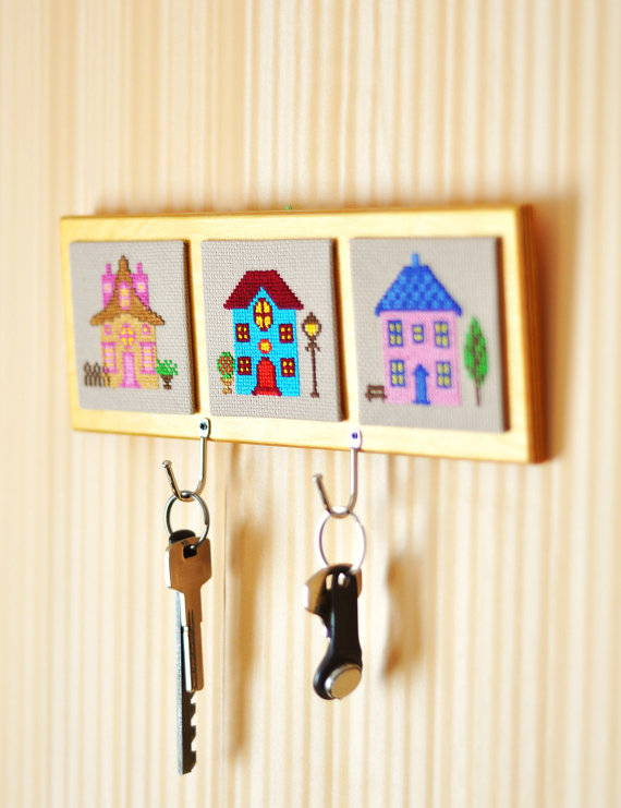 DIY KEY HOLDER | August Book Week Special | CreativKits Subscribe, Buy or Gift today!